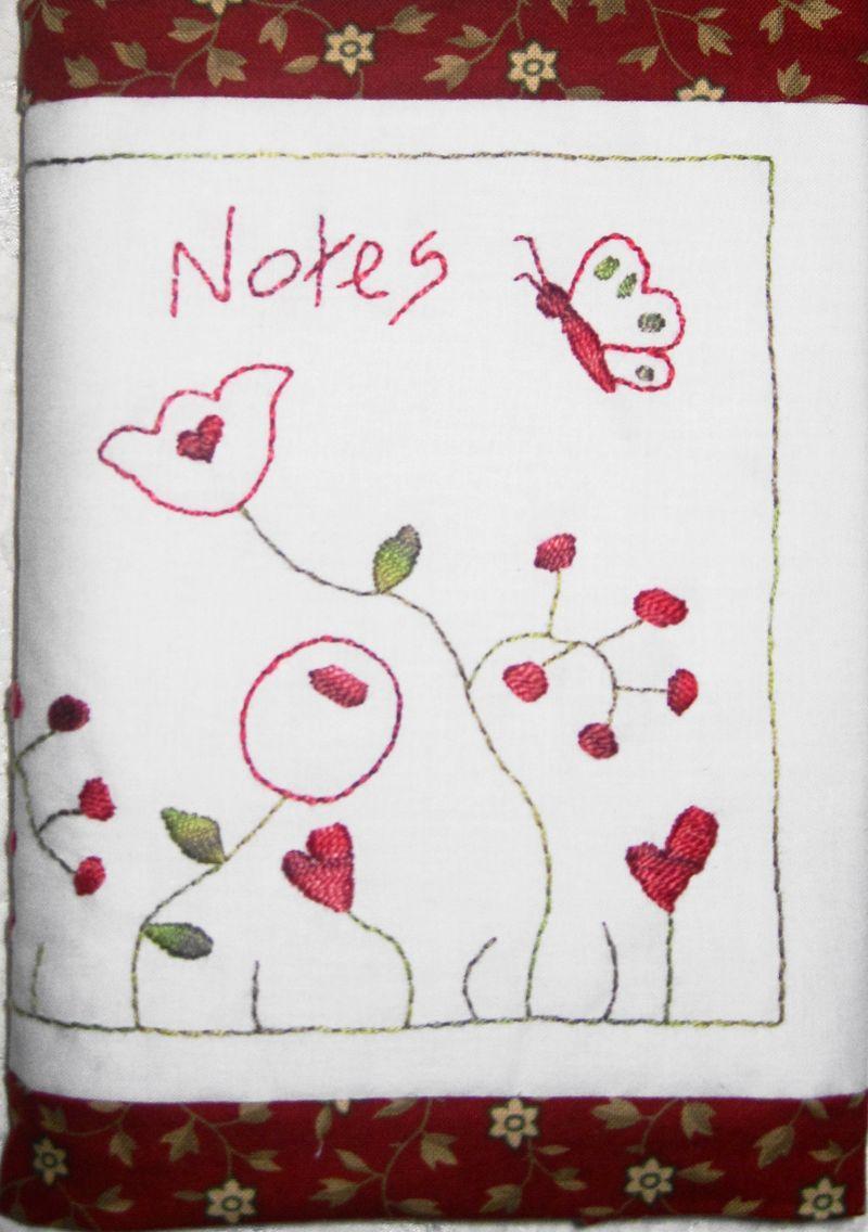 Redberrynotebook