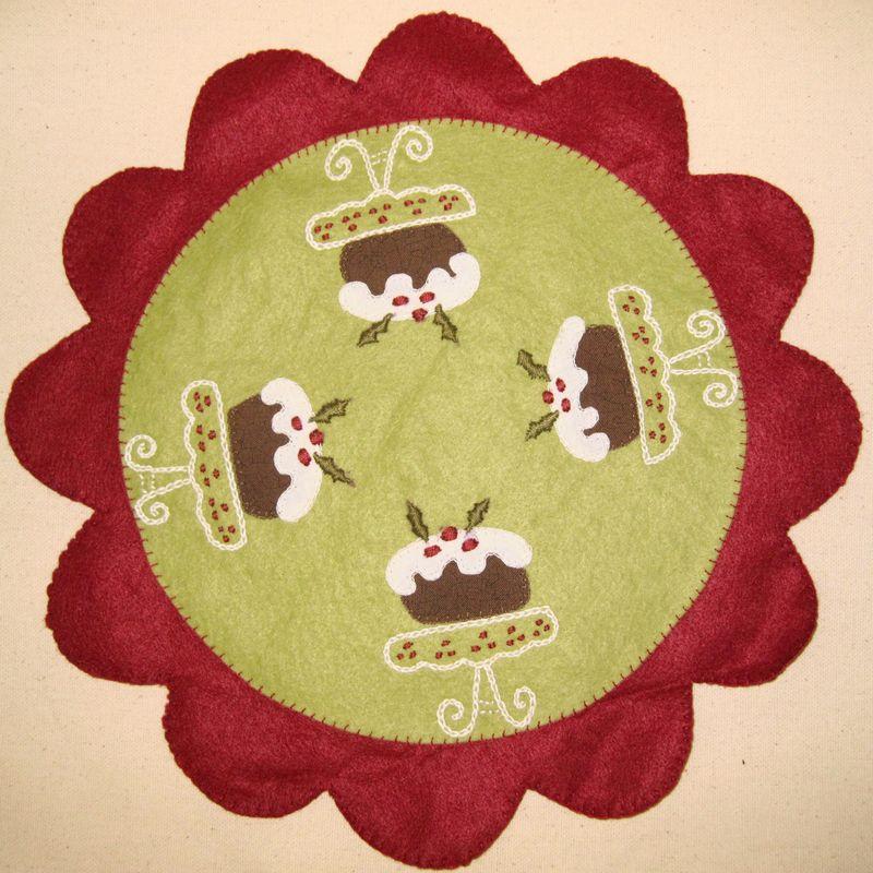 Pudding mat